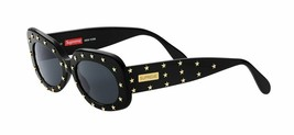 Supreme Royale Black w/ Gold Stars Sunglasses Spring Summer 2018 SS18. New - $346.50