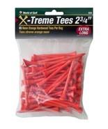 Golf Tees 2 3/4 Inch Extreme Tees Hardwood Tees Pack of 65 - $7.97