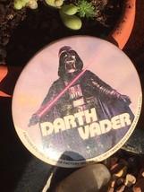 Vintage Original Star Wars 1977 Darth Vader Pinback Button - $12.87