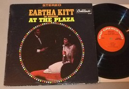 Eartha Kitt LP In Person at the Plaza - GNP Crescendo GNPS-2008 (1965) - $8.75