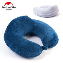 Travelling Neck Pillow Bamboo Charcoal Air Pillows Memory U-shaped Trave... - $591,50 MXN