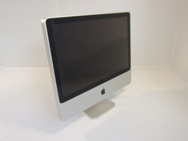 Apple iMac 20 Inch All In One Computer 250GB SATA HD 2GHz Intel Core 2 D... - $217.49