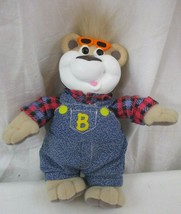 "Vintage Mattel Real Talkin Bubba 8"" Plush Toy , 1999 - $5.93"