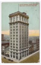 Lincoln Building Louisville Kentucky 1911 postcard - $4.46