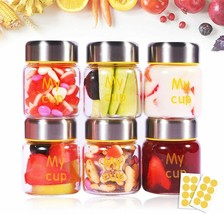 NEW 8oz Canning Jars 2 for 1 Sales Baby Food Storage Jars with lids Regular - $32.06