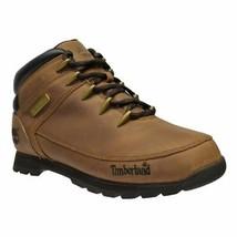4470b2ab3833 Timberland Homme Euro Sprint Chaussures de Randonnées Cuir Baskets - A11zx  - -  117.54