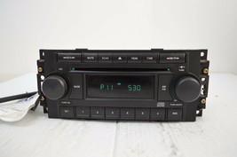 2004-2010 Chrysler Dodge Jeep Radio Cd MP3 AUX IPOD TESTED P05091710AG N... - $65.57