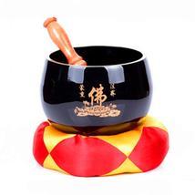 Black Singing Bowl Starter Kit- 8.5in - $145.99