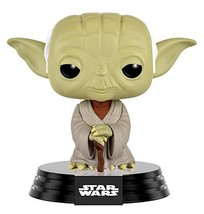 Funko POP Star Wars Dagobah Yoda Action Figure - $15.70