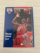Michael Jordan 1991-92 Fleer Chicago Bulls Basketball Card #29 - $9.90
