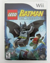 LEGO Batman The Videogame Wii Game Complete Tested and Works - $5.89