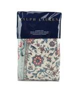$145 Ralph Lauren Belle Pointe Avah Standard Sham Turquoise Single New - $48.49