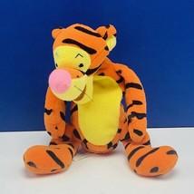 Tigger plush stuffed animal Walt Disney Store Winnie Pooh bean bag disne... - $12.55