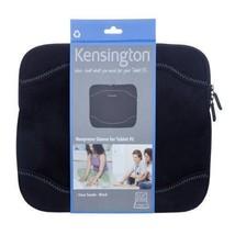 """Kensington Neoprene Netbook Sleeve- Faux Suede -Black 10.1""""-11.6"""" - $12.99"""