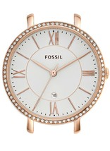 NEW Fossil C141016 Three Hand Date Rose Gold Stainless Steel ( NO STRAP ) - $49.65
