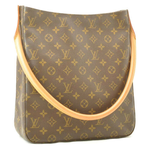 Primary image for LOUIS VUITTON Monogram Looping GM Shoulder Bag M51145 LV Auth 10921