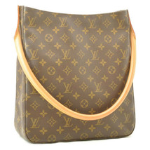 LOUIS VUITTON Monogram Looping GM Shoulder Bag M51145 LV Auth 10921 - $720.00