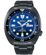 Seiko Prospex Save The Ocean Black Blue Turtle Men's Watch SRPD11K1 - £422.60 GBP