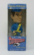 2002 Thunderbirds Virgil Tracy Wacky Wobbler Funko Collectible Bobblehead - $19.77