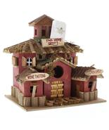 BIRDHOUSES: Finch Valley Winery Wood Bird House - $21.99