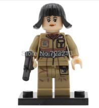 Custom Rose Tico 2 Lego Fit Minifigure Toys  - $6.00