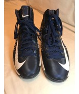 Nike Hyperdunk Low Top Shoe 554671-402 Blue Men's Size 8.5 Sneaker - $37.05