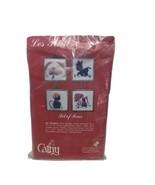 Cathy Needle Craft Les Petites Playmates 418 Set of 4 Animals Kit  - $19.59