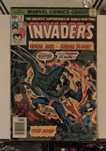 The Invaders #9 (Oct 1976, Marvel) - $8.99
