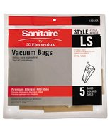 Eureka Commercial Upright Vacuum Cleaner Replacement Bags, 5/Pack (EUK63... - $11.82