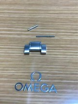 Genuine Omega Men's Watch Speedmaster Stainless Bracelet One Frame Parts... - $71.32