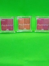 ALMAY EYESHADOW PALETTE , OMBRE SHADES, LOT OF 3, NEW - $15.99