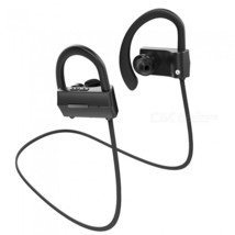 Sports Fitness Bluetooth Earhook Style Headset Wireless Running Earphones - $32.29