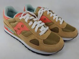 Saucony Shadow Original S1108-606 Women's Running Shoes Size 7 M (B) EU 38 Beige - $43.90