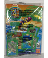 Burger King Kids Club Save the Animals Album 3 Reptiles & Amphibians New... - $5.93