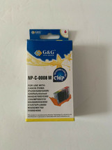 Canon iP4200 G & G Eco-Saver Magenta Ink Cartridge Expired 9/12, New packaging - $9.89