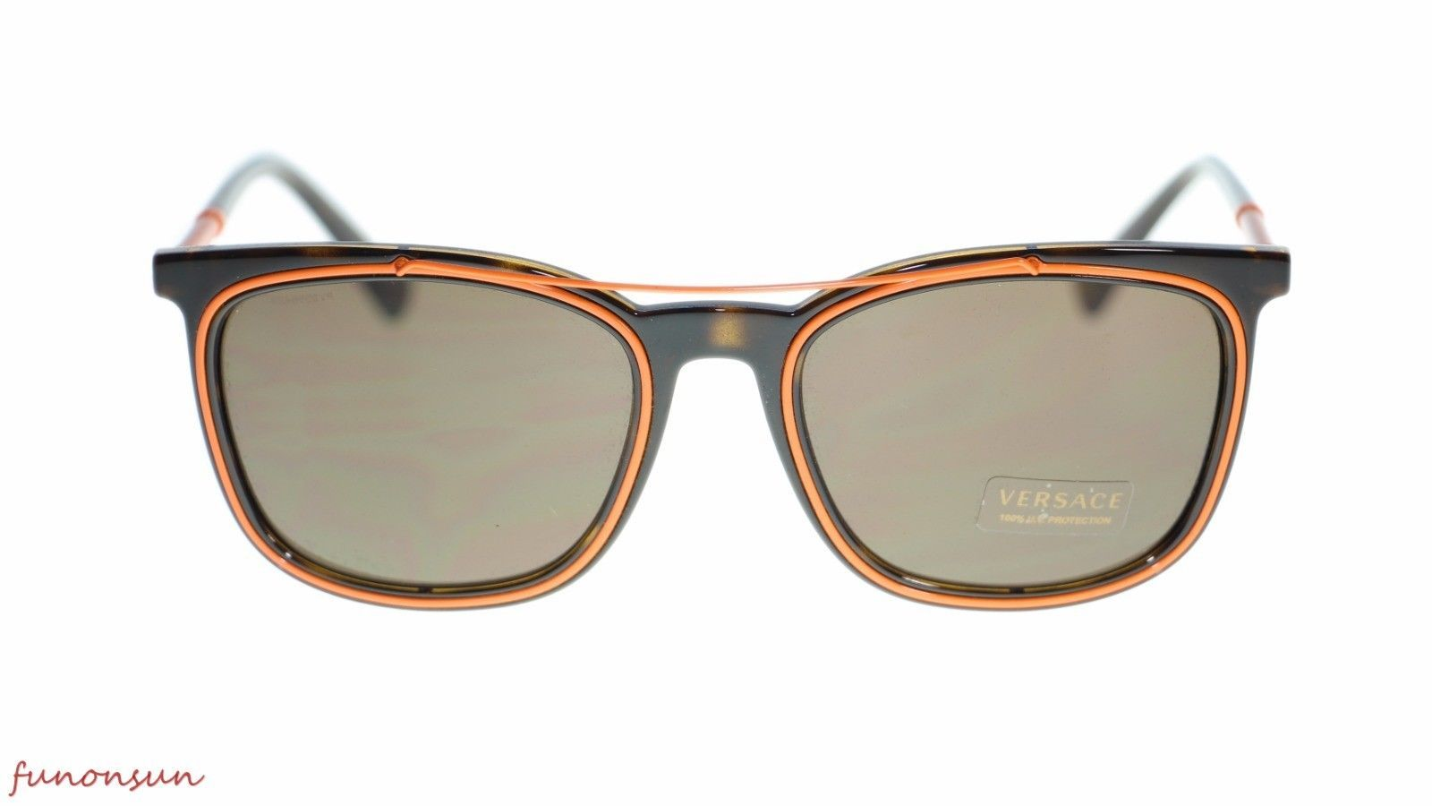 8da2e0bd9682c Versace Men s Square Sunglasses VE4335 10873 and 23 similar items. S l1600