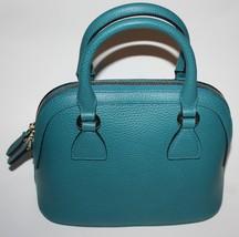 $895 NWT GUCCI CROSSBODY HANDBAG INTERLOCKING CHARM COBALT BLUE BAG AUTH... - £407.16 GBP