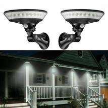 Solarlicht Pir Motion 360-Grad-Beleuchtung im Freien Gartenlicht Energie... - $59.38+