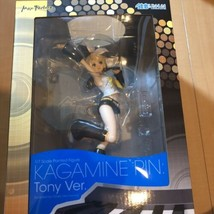 Kagamine Rin Tony Ver. Character Vocal Series 02 Figure PVC Max Factory - $125.99