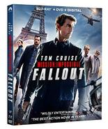 Mission: Impossible - Fallout [Blu-ray] [Blu-ray] - $7.91