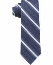 Tommy Hilfiger Men's Classic Stripe Slim Tie (Pastel Blue) - $31.31