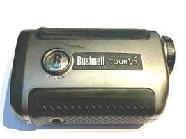 BUSHNELL TOUR V2 GOLF LASER RANGEFINDER GREY WITH  WHITE BATTERY CAP - $118.79