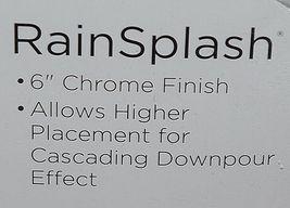 Body Moods Brand 8682600 Chrome Finish Drenching Rain Splash Shower Head image 3