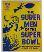 The Super Men of the Super Bowl Most Valuable Players  - $5.99