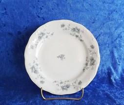 "Johann Haviland Barvarian Blue Garland Fine China 6"" Dessert Plate (Germ... - $14.49"