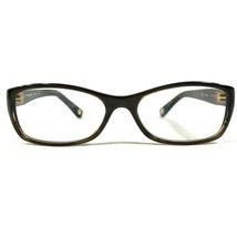 Michael Kors Womens Dark Brown Crystal Oval Eyeglasses Frames MK252 204 130 - $50.31