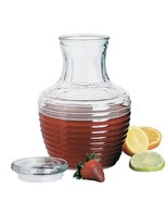 Anchor Hocking 79013 Chiller Glass Pitcher with Lid, 64-Ounce - $11.82