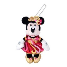 New! Tokyo Disney Resort 35th Plush Doll Badge Minnie Mouse 2018 Limited Japan - $50.48