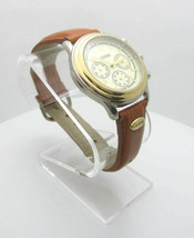 Vintage 1994 Guess Date Day Water Resistant Analog 39mm Dial Watch (B434) - $40.54