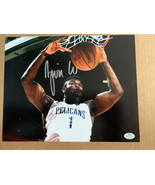 Zion Williamson New Orleans Pelicans Hand Signed Autographed 8x10 Photo - $65.20